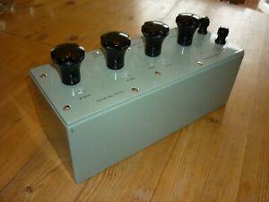 Rheostat No. 1A - Variable Resistor