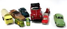 OLD LOT CARS FOR PARTS: KDN CORGI VW BEETLE WAGON TRABANT 601-S ROVER SKODA +>>