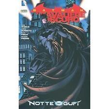 BATMAN - IL CAVALIERE OSCURO 3 - DC COMICS - RW LION - NOTTE DEI GUFI - NUOVO