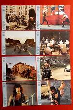 1990 BRONX WARRIORS VIC MORROW FRED WILLIAMSON 1982 8x RARE EXYU LOBBY CARDS