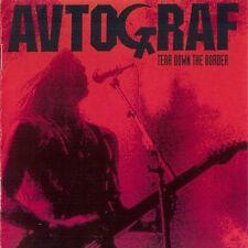"""AVTOGRAF """"TEAR DOWN THE BORDER"""" DUFFEY TED BISHOP Автограф RUSSIA SOVIET USSR CD"""