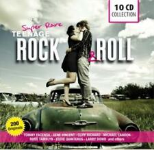 Super Rare Teenage Rock & Roll von Gene Vincent,Jummy Isle,Rocky Storm,Various Artists (2014)
