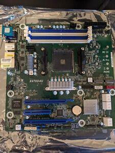 ASRock Rack X470D4U Socket AM4/ AMD Promontory X470/ DDR4/ SATA3&USB3.1/ M.2/