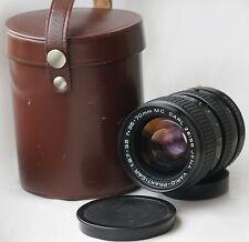 Rare! Carl Zeiss Jena Vario-Prakticar MC f/2.7-f/3.5 35-70mm Macro Lens PB mount