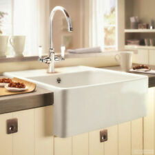 Chrome Knobs, Lever Traditional Kitchen Taps