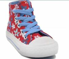 ZAC T2048 Fashion Sneakers Kid's Rubber Shoes RED/BLUE  SIZE  24
