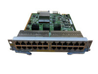 HP J9534A 24-Port Gig-T PoE+ V2 Switch Module 10/100/1000