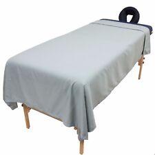 Tranquility Microfiber Massage Flat Sheet