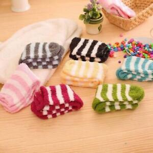 Women's Winter Warm Soft Fluffy Bed Socks Lounge Slipper Fleece Sock Bulk Sale