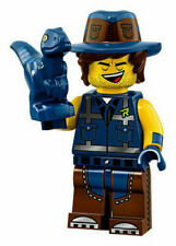 LEGO MOVIE SERIES 2 Mini Figure VEST FRIEND REX & Dinosaur Minifigure New 71023