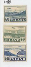 ISLAND # C27-C29 VF-MVLH CAT VALUE $67+