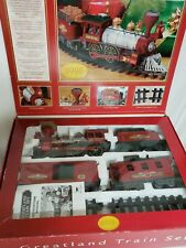 1998 Greatland Express Train Set G Scale Battery Powered  Pre-owned Tested