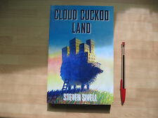 Steven Sivell - Cloud Cuckoo Land 2007 uncorrected proof science fiction debut