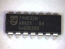 10x 74HC32N 74HC32 Quad 2-Input OR Gates DIP14
