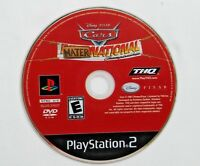 Cars: Mater-National Championship PS2 PlayStation 2 game Disc Mater National