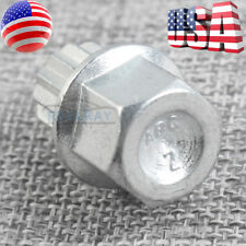 For VW Volkswagen Audi Wheel Lock Key 13 Pointed Spline Style ABC 2 US FAST SHIP