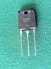 2SC5449 HITACHI Transistor C5449 (2SC5251) PIÈCE Nº. T636089 transistor de puissance