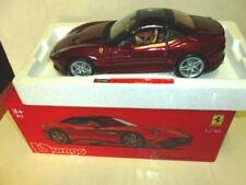 Altri modellini statici di veicoli Burago per Ferrari scala 1:8