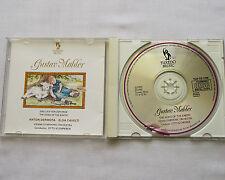 DERMOTA-CAVELTI-KLEMPERER / MAHLER Das lied von der erde SWISS CD TUXEDO (1990)