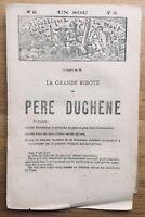 Anarchie Commune de Paris 1871 Père Duchêne Fort d'Issy Corse Rossel Versailles