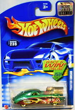 HOT WHEELS 2002 PHANTOM CORSAIR #235 GREEN FACTORY SEALED