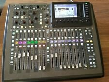 Behringer x32 Compact 40-channel digital mixer with cover
