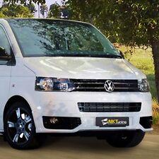 Volkswagen T5 (2009+) - Front bumper spoiler Sportline