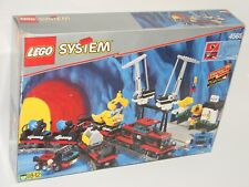 LEGO® System 4565 Schwerer Güterzug NEU OVP_ Freight and Crane Railway NEW