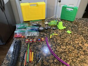 Cyber Knex Parts Lot - K'nex Space Robot Specialty Pieces 2x Case NOT TESTED