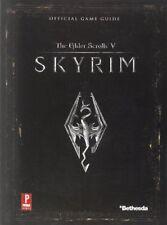 Elder Scrolls V: Skyrim: Prima Official Game Guide by Hodgson, David