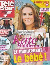 Télé Star / 30-07-2012 N°1870 : Kate Middleton - Marilyn Monroe - Don Diamont