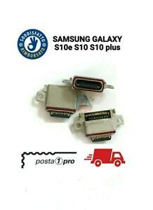 ORIGINALE Connettore per Samsung Galaxy S10 S10e S10 plus Type C Carica Jack