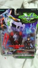 1998 Voltron Third Dimension Captain Keith Trendmasters Lion Force Action Figure