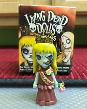 "LIVING DEAD DOLLS 2"" FIGURINE SERIES 3 DEADBRA ANN NEW WITH BOX FREE SHIPPING"