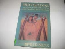 Wild Variations on a Theme of the Garden of Eden and Other Poems from Those Trou