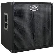 Peavey Headliner 410 4x10 Bass Guitar Amplifier Speaker Cabinet, New!