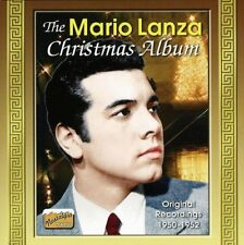 Mario Lanza - The Mario Lanza Christmas Album [CD]