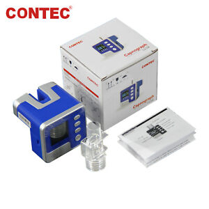 CO2 Mainstream ETCO2 Capnograph Respiration Rate End-tidal CO2 patient Monitor