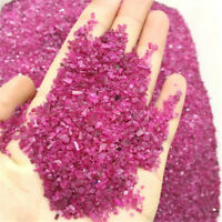 Ruby Ore Crushed Gravel Stone Chunk Lots Degaussing Healing superposition