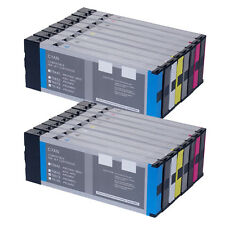 2 SET INK CARTRIDGE Replace FOR EPSON PRO 9600 7600 4000