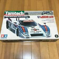 Rare Vintage Tamiya 1/24 RC car Tamtec Lancia LC2 unassembled From JAPAN F/S