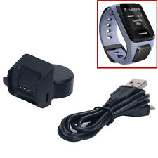 High Quality USB Data Charging Cardle Charger for TomTom Spark Music Cardio GPS
