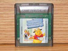 Disney's Pooh and Tigger's Hunny Safari (Nintendo Game Boy Color) CARTRIDGE ONLY