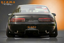 LEXUS Soarer Sc Difusor + Soportes Incluido Top Secret estilo para Racing V6