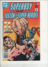 SUPERBOY AND THE LEGION OF SUPER HEROES #240 VF/NM
