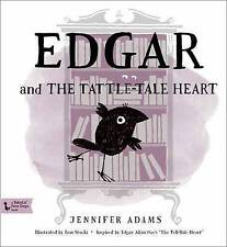Edgar and the Tattle-Tale Heart (BabyLit), Ron Stucki, Jennifer Adams, New Book