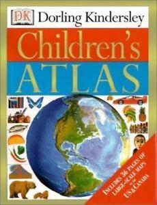 Dorling Kindersley-Children's Atlas, A new Atlas for a new world