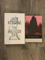 Jack Kerouac 2 Book Lot Dharma Bums * Haunted Life