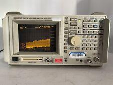 ADVANTEST R3271A SPECTRUM ANALYZER 100HZ - 26.5 GHz