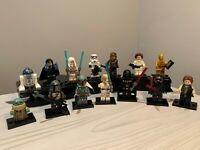 STAR WARS SITH Minifigures Custom Brick Lego Compatible UK Shipping!